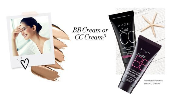 BB & CC creams...what's the difference? Here, their claims. Our cosmetic chemistry expert weighs in on the real difference between BB & CC Creams. Shop online at www.youravon.com/my1724 #AVON #SHOPONLINE #GIFTS #PRODUCTS  #MAKEUP  #BBCREAM #CCCREAM