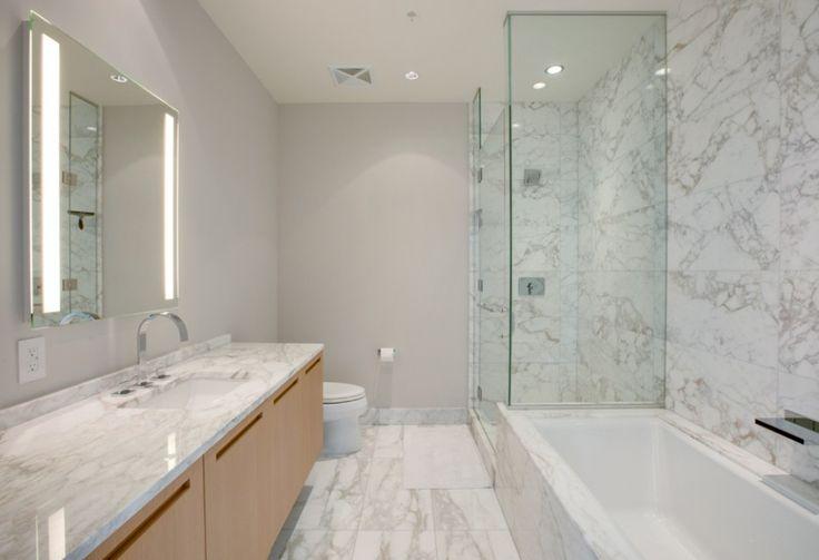 Luxury Condo Bathroom - Luxury Condo Interiors - Shangri-La Toronto