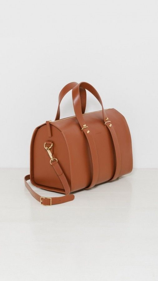 Haerfest Eileen Boston Bag | The Dreslyn
