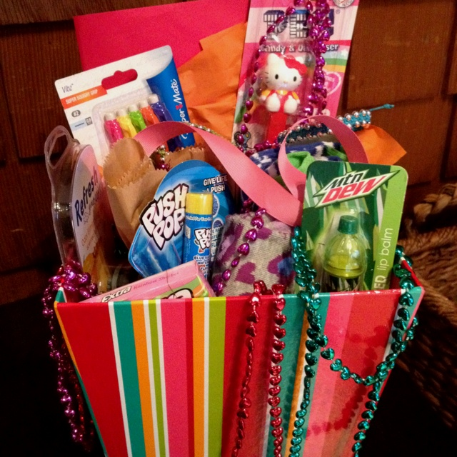 """""""Sweet"""" 16 Gift Basket For My Little Cousin!"""