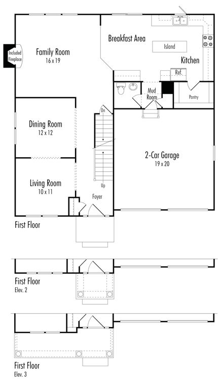 8 best house plans images on pinterest house floor plans everythings included by lennar the leading homebuilder of new homes for sale in the nations most desirable real estate markets malvernweather Image collections