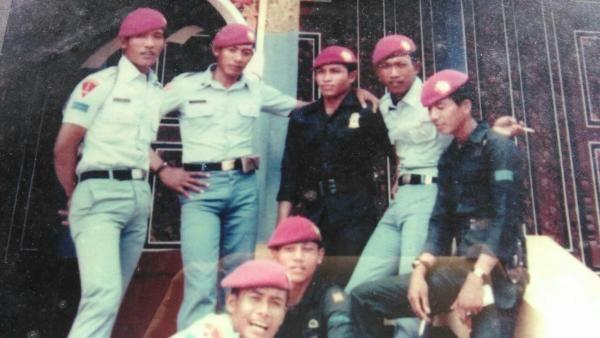 Arifin, dari Prajurit Korps Marinir Hingga Jadi Brigjen Polisi