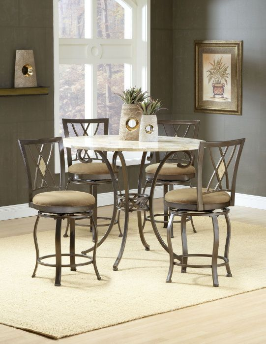 Stone Top Cheap Kitchen & Dining Room Furniture - Discount Tables, Chairs, Benches, Buffets, Counter Height Table Sets, Sideboards and Servers, Bakers Rack, Pantry, Kitchen Carts and Kitchen Islands on sale online at eFurnitureMart - #KitchenTable #StoneTopDiningTable #StoneDiningTable #StoneTable #diningroomset #diningset #diningtable #diningroom #diningfurniture #DiningRoomIdeas #HomeDecor #InteriorDesigner #HomeDecorating #interiordesign #furn