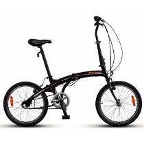 Bicicleta Plegable Aurora Folding 20 Smart Shimano Garantia