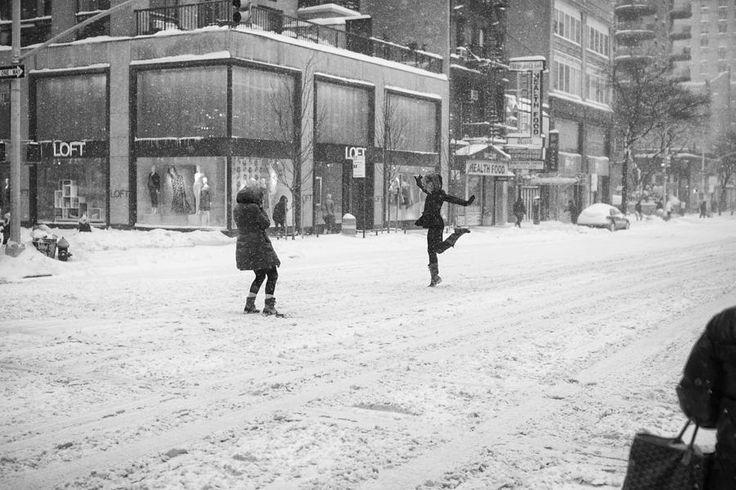 Snow Dance - Le - 10 X 16 Photograph by Dave Beckerman