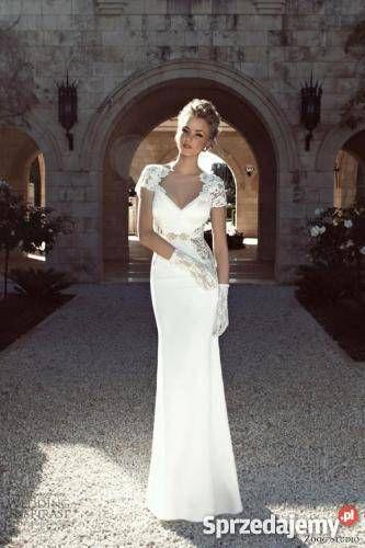 Suknia Ślubna dla kobiety w ciąży