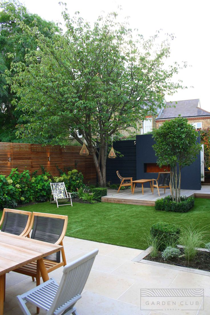 Clapham | Modern Sanctuary – Garden Club London
