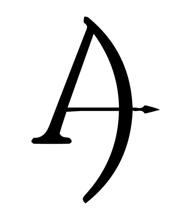 Artemis Greek Goddess Symbol   Symbols   Goddess symbols ...