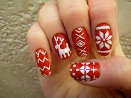 christmas fashion nails