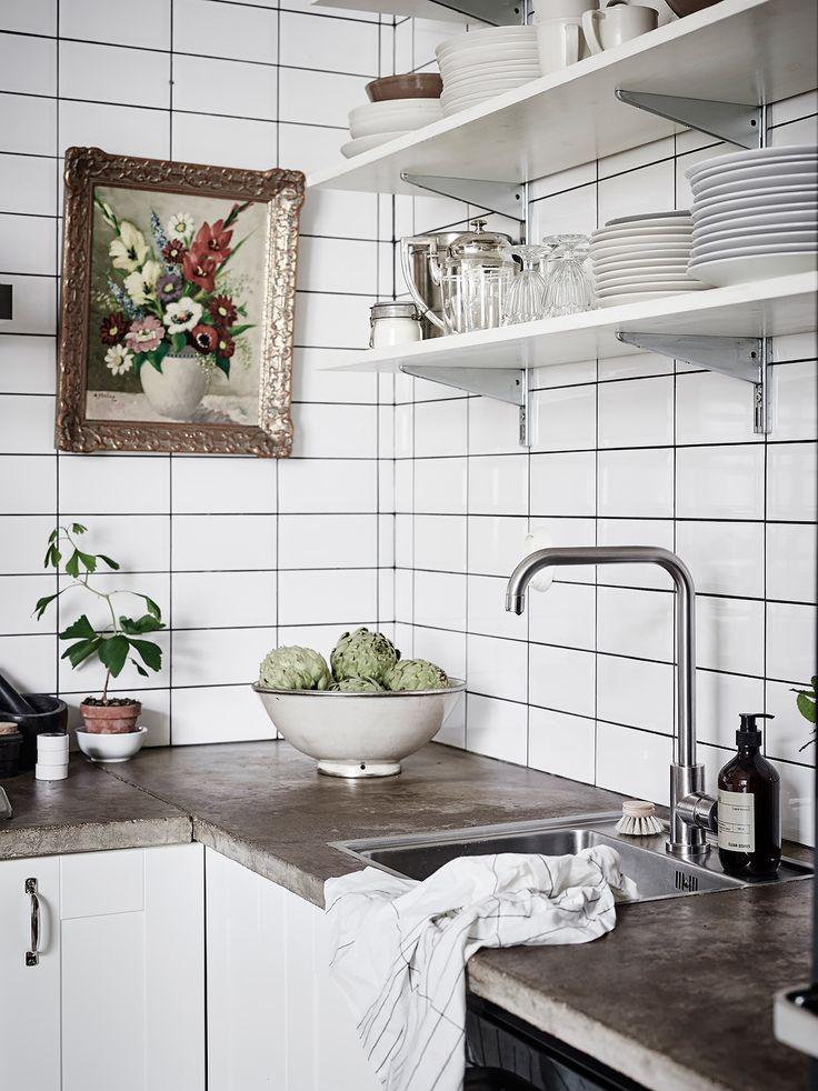 De 1379 bästa HOME bilderna på Pinterest Kök, Badrum och Matsalar