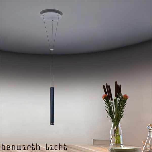 eine unauff llige led pendelleuchte von benwirth licht die ein wundervolles licht zaubert. Black Bedroom Furniture Sets. Home Design Ideas