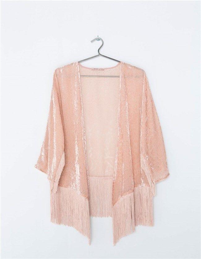 bershka kimono rosa - Google Search