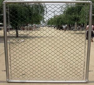 chain link fencing panels