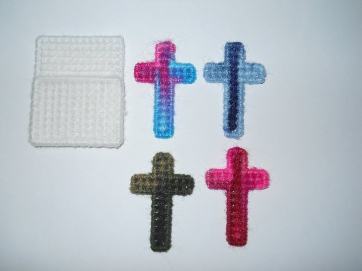 17 best images about crafts on pinterest crosses crafts for Cross in my pocket craft
