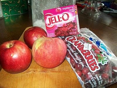 Cranberry Apple Relish | Food | Pinterest