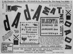 """""""Veinticinco poemas"""" Dada (1940)"""