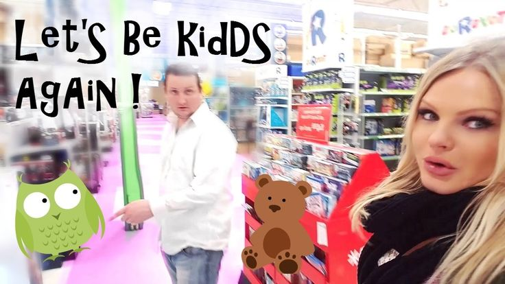 LET BE KIDS AGAIN !