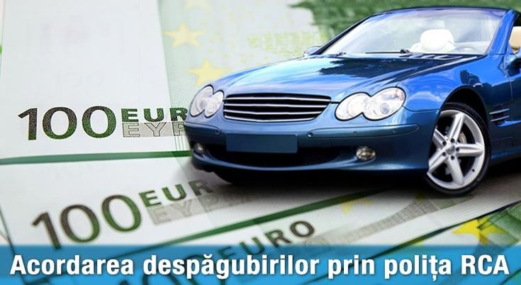 Poliția RCA (Răspundere Civilă Auto) este un tip de asigurare auto prin care se asigură plata despăgubirilor în cazul în care dvs. provocați un accident.