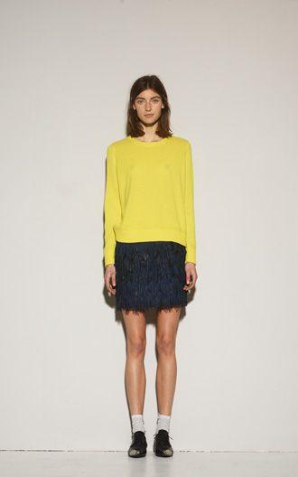 Vi har dette by numbers skjørtet i nettbutikk. http://www.vanessacardui.no/products/custommade-electra-leather-skirt