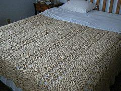 Grandma's Lacy Ripple pattern by Carole Prior