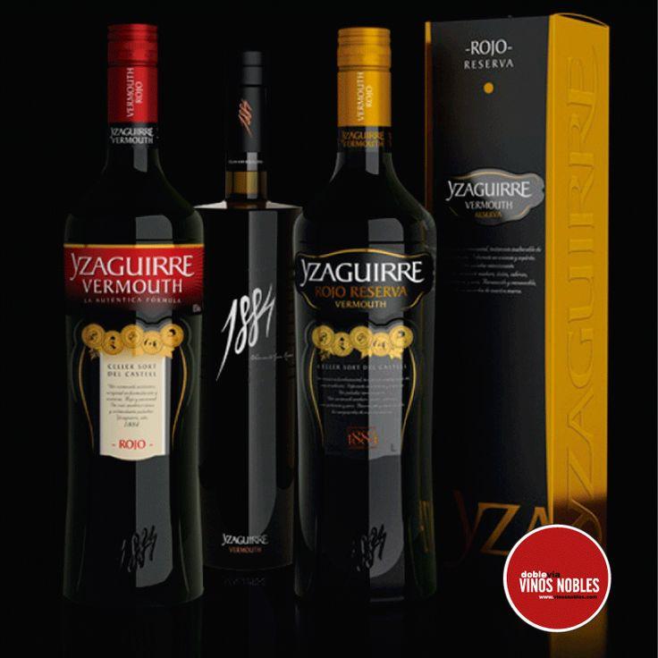 Hay muchos Vermouth para que tu paladar encuentre sus mejores gustos: la dulzura de la canela o la vainilla, los sabores más amargos del díctamo de Creta o la quina, los aromas del cardamomo, el cilandro o el sabor ardiente de la nuez moscada ¡bien frío o a las rocas es perfecto! Espéralo pronto en #VinosNobles #VermouthtYzaguirre
