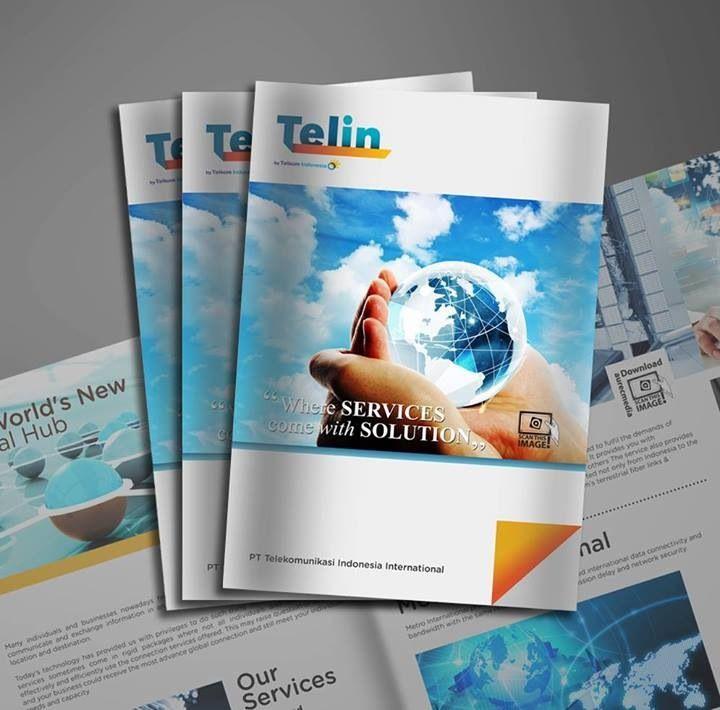 Aurecmedia support Telkom's brochure