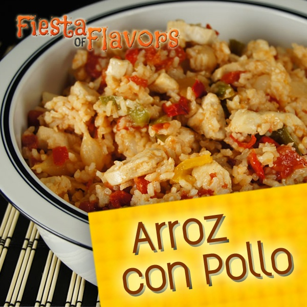 113 best mexican diabetic food images on pinterest diabetic foods hispanic recipes for diabetes arroz con pollo chicken with rice forumfinder Gallery