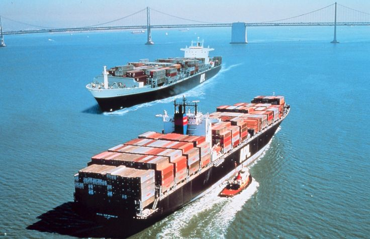 One of the biggest shipping companies around, their container ships & bulk carriers are seen in ports all over the world. - HTXINTL