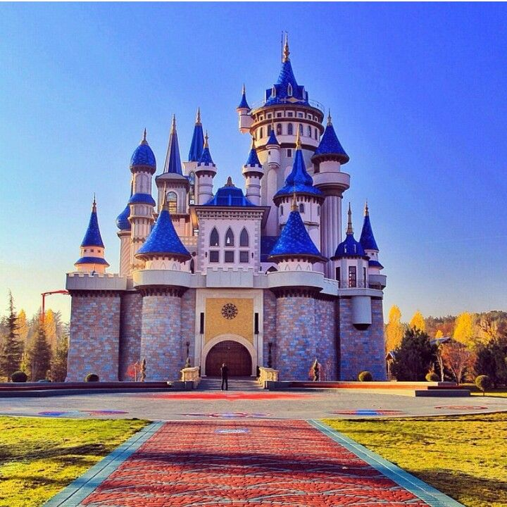 Fairytale Castle in Eskisehir, Turkey | Traveling: pinterest.com/pin/329255422729962809