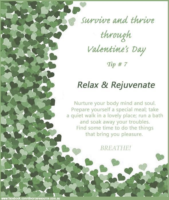 68 best divorce survive and thrive images on pinterest divorce survive and thrive through valentines day tip 7 solutioingenieria Images