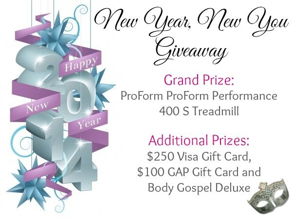 New Year, New You Giveaway http://kellysthoughtsonthings.com/new-year-new-giveaway/