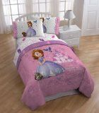 Kids' Comforters - Sofia the First Sweet Princess Twin  Full Size Comforter * More info could be found at the image url.