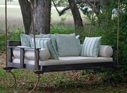 Beach Themed Bed and Porch Swings for Sale - Cottage & Bungalow
