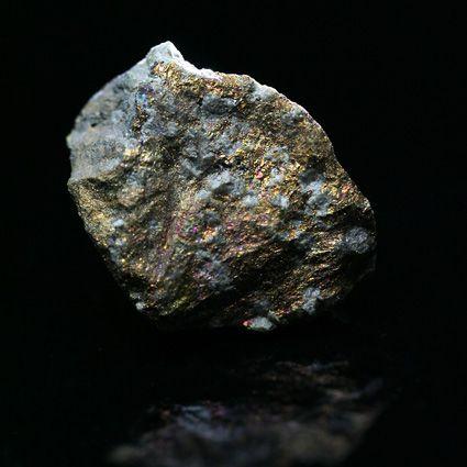 COPPER ORE (chalcopyrite)