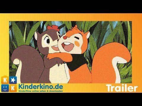 Puschel das Eichhorn - Intro - Titelsong - Zeichentrickserie - die Serie über Puschel gibt es bei kinderkino.de : http://www.kinderkino.de/serien/puschel-das-eichhorn/