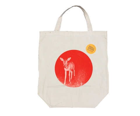 Pony Rider - Bambi Shopper - Flouro Orange