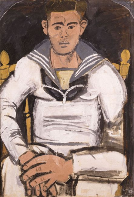Yiannis Tsaroychis (1910-1989) | Sailor (1938)