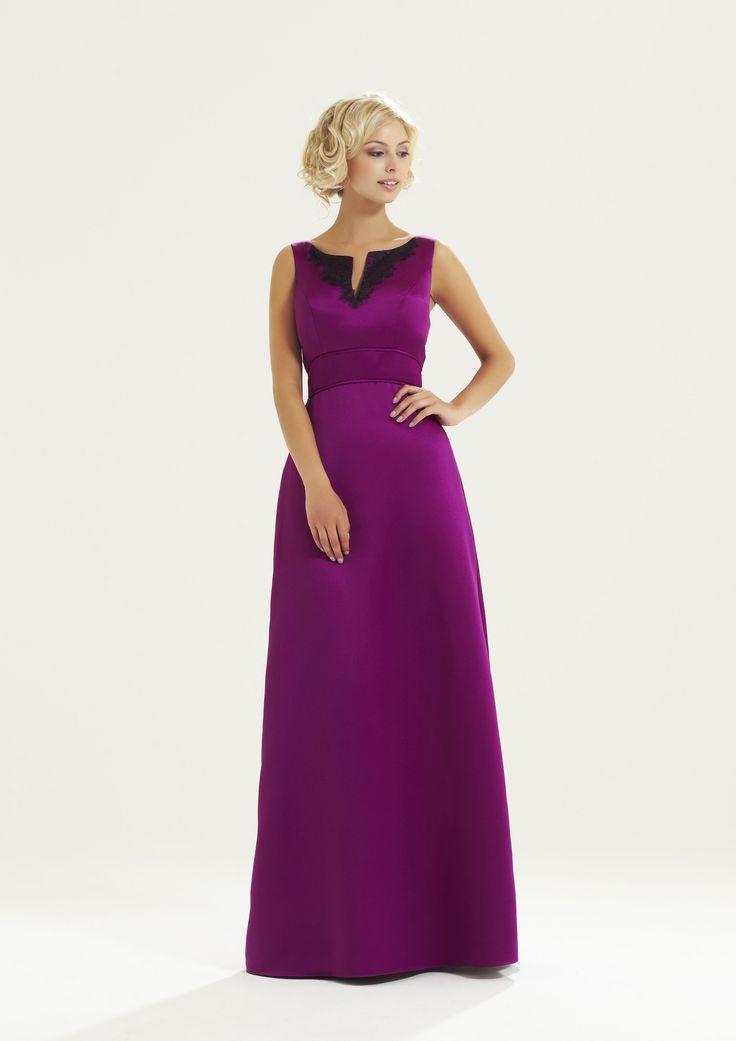 26 best Vestidos para ceremonia images on Pinterest | Velvet, Cape ...