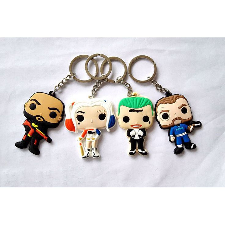 Suicide Squad Keychain Harley Quinn Key Chain  $7.95 and FREE shipping  Get it here --> https://www.herouni.com/product/suicide-squad-keychain-harley-quinn-key-chain/  #superhero #geek #geekculture #marvel #dccomics #superman #batman #spiderman #ironman #deadpool #memes