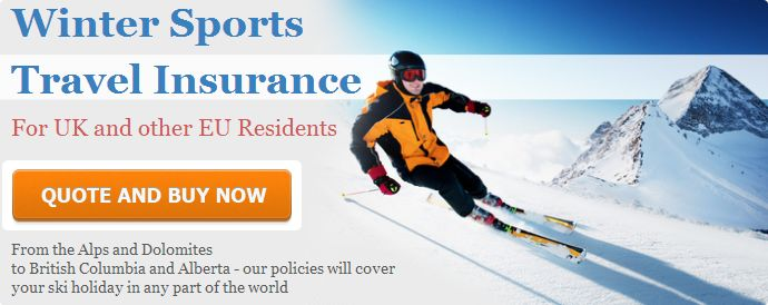 Winter Sports #Travel #Insurance - 17 days Winter Sports cover FREE of charge when taking out Annual Multi Trip