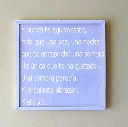 La voz a ti debida - Pedro Salinas.