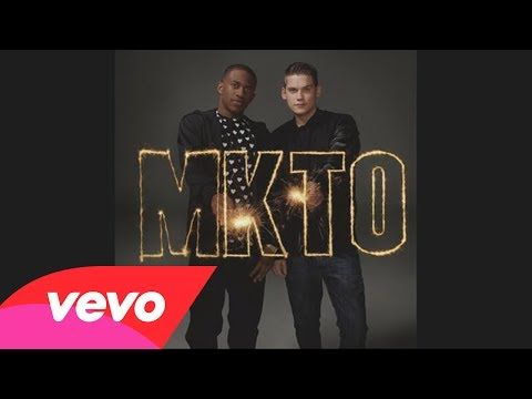 "▶ MKTO - No More Second Chances ft. Jessica Ashley  ""No more second chances, no more plastic lies No more giving me reasons to make me have to say goodbye"""