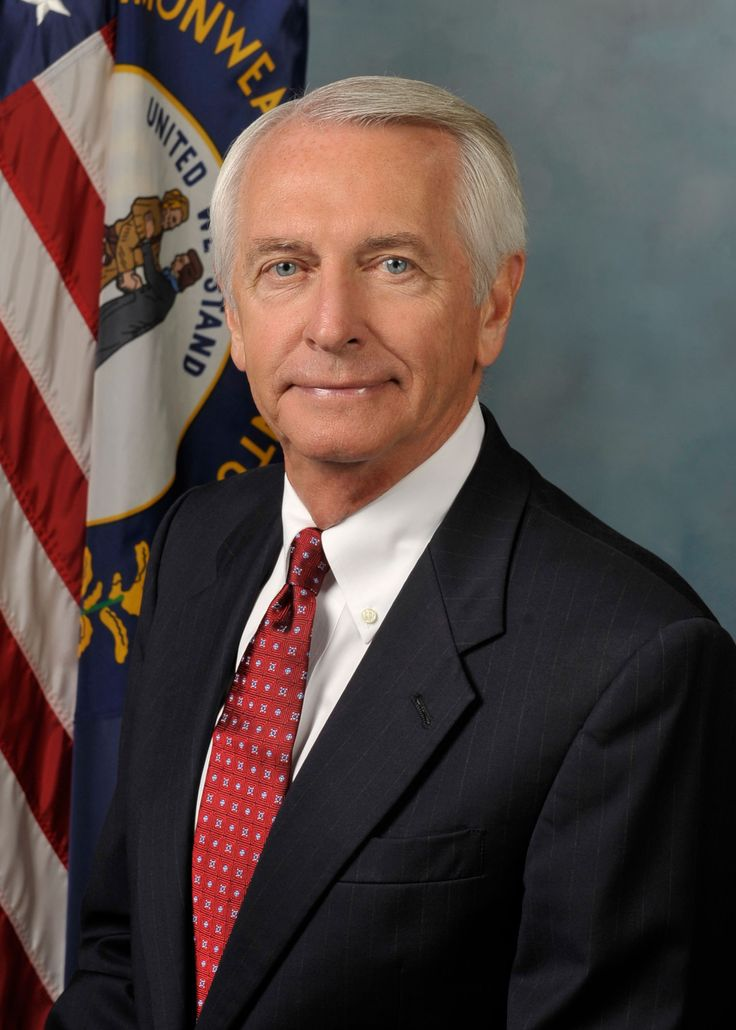 "Steven Lynn ""Steve"" Beshear, 61st Governor of Kentucky (Born in Dawson Springs, Caldwell County, Kentucky)"