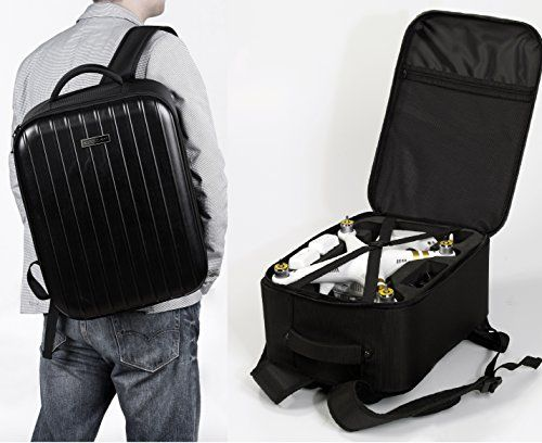 Koozam Backpack Bag Extra Light Case for DJI Quadcopter Drones, Phantom 3 Pro, Phantom 3 Advanced, Phantom 1, Phantom 2 Vision, Phantom 2 Vision+, Phantom 2 + Gimbal or Phantom FC40, Fits Extra Accessories GoPro Cameras and Laptop (Classic Hard Plastic Top)  http://www.discountbazaaronline.com/2015/09/24/koozam-backpack-bag-extra-light-case-for-dji-quadcopter-drones-phantom-3-pro-phantom-3-advanced-phantom-1-phantom-2-vision-phantom-2-vision-phantom-2-gimbal-or-phantom-fc40-fits-extr..