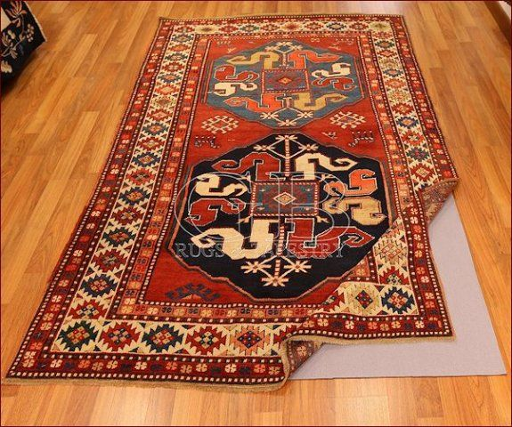 "Buy Anti-Slip Rug Underlays THE UNDERCARPET NON SLIP RUG PAD ""SOFT"": THE CORRECT PROTECTION FOR YOU AND YOUR RUGS"