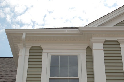 Outdoor Window Trim Colonial Pictures