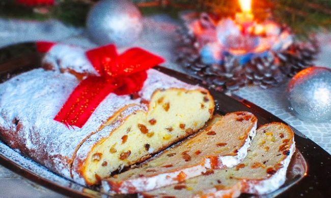 Рецепт вкуснейшего рождественского штоллена