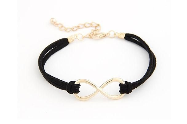 Fashion Infinity Bracelets 2015 Hot Eight Cross Leather Bangle Bracelets Jewelry For Women Top Quality Factory Price Mens Silver Bracelets Cute Charm Bracelets From Wangli1990, $7.94| Dhgate.Com