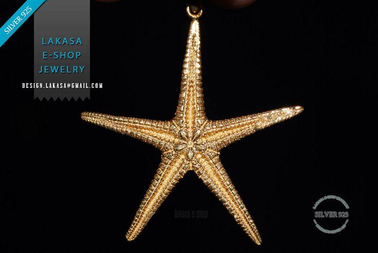 #seastar #sea #star #seastern #starfish #necklace #jewelry #silver #jewellery #gift #woman #moda #joyas #mujer #pendant #collection #gifts #holidays #best #idea #men #dream #memories #μενταγιον #ασημι #γυναικα #δωρο #αντρας #αστεριας #θαλλασα #καλοκαιρι #nature #inspiration Freshwater Pearl Pendant Natural Sea Star Sterling Silver 925 Gold-plated Handmade Jewelry Nature inspire us Elegant Style - Sea Marine Collection Χειροποιητο Μενταγιον Θαλλασιος Αστεριας Ασημενιο Επιχρυσο Μαργαριταρι