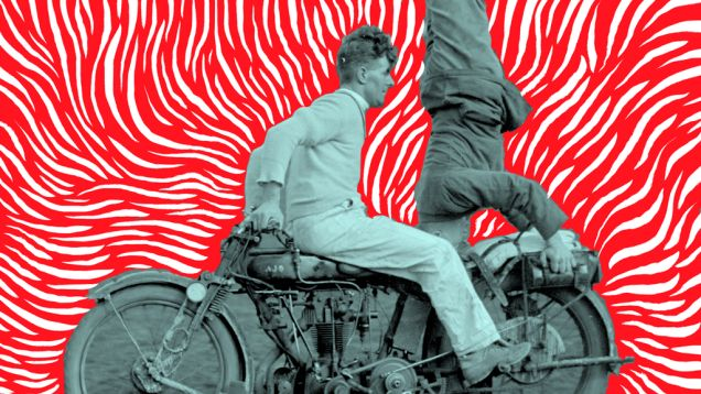 How To Get A Cheap Motorcycle And Not Crash It